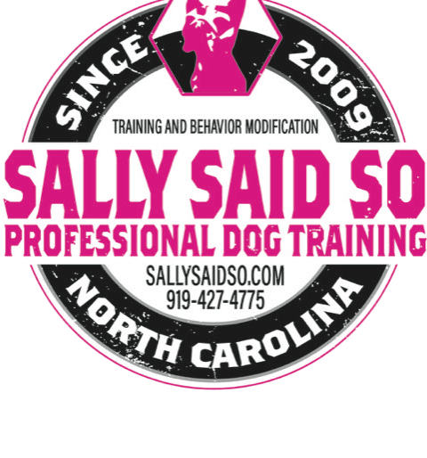 Raleigh NC Dog Training | Sally Said So Dog Trainers